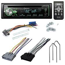 amazon com pioneer deh x4900bt cd receiver aftermarket car stereo Pioneer Radio Wiring Diagram pioneer deh x4900bt cd receiver aftermarket car stereo radio install kit wire harness radio