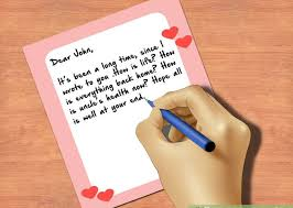 en letter letter search 1 1 1024 728 image how to write a letter to a friend with pictures wikihow patriotexpressus