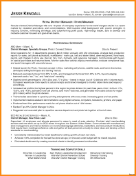 Retail Manager Resume Retail Manager Resume Examples Store Example Http Www Resumecareer 23