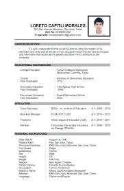 Updated Resume Beauteous Update My Resume How How To Update Resume As How To Write A Good