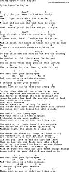 Best 25 Eagles Lyrics Ideas On Pinterest The Eagles Glenn Frey