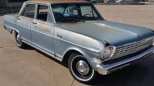 Sedate Sedan: 1964 Chevrolet Chevy II Nova 400