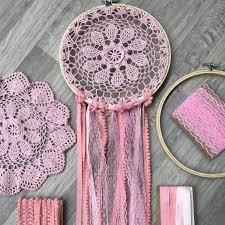Dream Catcher Kits For Kids Inspiration Kids Featherau