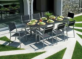 outdoor furniture garden table chairs set