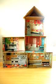 homemade dolls house furniture. i remember using magazines multiple times for school projects but thisreally cool idea cardboard doll house with magazine pictures homemade dolls furniture t