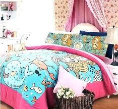 mermaid bedding set mermaid bed set mermaid bedding print comforter sheets twin set with fitted sheet
