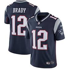 Men's England Navy Patriots Nike Jersey Tom New Untouchable Vapor 12 Limited Brady|Time To Get Packer'd Up