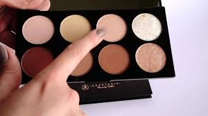 anastasia beverly hills contour palette vs makeup revolution contour palette you