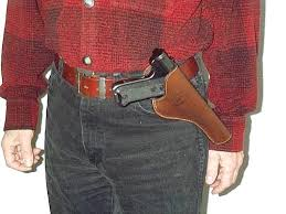 ruger mk i ii iii bull barrel locking holster