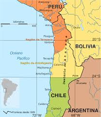 Confine tra la Bolivia e il Cile - Wikipedia