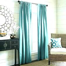 Teal Bedroom Curtains Blue Patterned And White Black Turquoise Grey ...