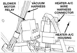 1997 jeep cherokee heater blower motor the fuses are relay voltage full size image
