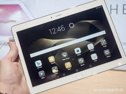 huawei 10 inch tablet. hands-on with huawei\u0027s new mediapad m2 10.0 tablet and its 4 speakers huawei 10 inch