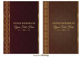 vine book covers vine book covers edit vector