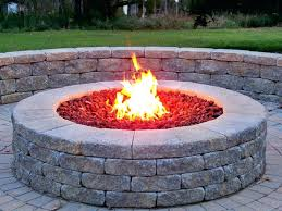 natural gas fire pit outdoor natural