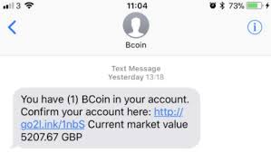 You can get bitcoin by accepting it as a payment for goods and services. Warning Over Bitcoin Spam Texts That Could Steal Your Personal Details