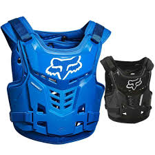 Fox Airframe Size Chart Details About Fox Racing Proframe Lc Youth Motocross Protection Chest Guard Roost Deflect