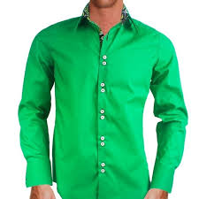 on the green shirt if were talking about a lime green dress shirt they pair well with matches and a garbage can what color matches green countertops jpg
