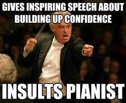 The Collaborative Piano Blog: Meme of the Day: Angry Conductor via Relatably.com