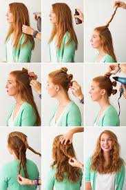 Hair Hacks 3 Foolproof Ways To Make Waves Doma Vlasy Roztomilé
