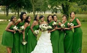 kenya green wedding. Kenya green themed wedding