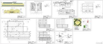 Курсовые и дипломные проекты промышленные здания скачать dwg  Курсовой проект Проектирование одноэтажного промышленного здания Литейный цех г