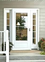 storm door with screen and glass aluminum screen doors front screen doors screen doors storm door storm door with screen and glass