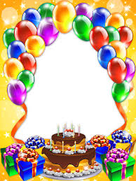 Happy Birthday Background Design Png Happy Birthday Transparent Png Frame Gallery Yopriceville
