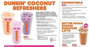 If you want it as an iced coffee just ask for caramel and blueberry and request whip cream and cinnamon sugar and whatever dairy option you prefer. Dunkin Just Leaked Its Summer 2021 Menu Here S Your Sneak Peek