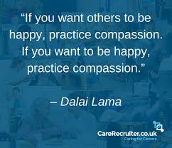 Quotes About Caring For Others Classy 48 Inspirational Quotes For Care Assistants Care Recruiter