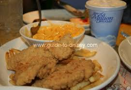 child s meal at the garden grill restaurant in the land of future world at disney epcot
