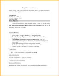 Sample Employment Resume 13 Government Employee Resume Pear Tree Digital