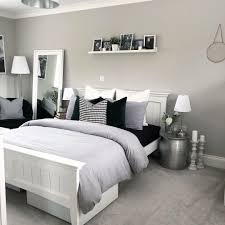 White Grey Bedroom Design How To Create This Grey Bedroom White Bedroom Decor White