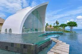 Modern Chapel Design Look At This Insane Modern Wedding Chapel In Bali Fodors