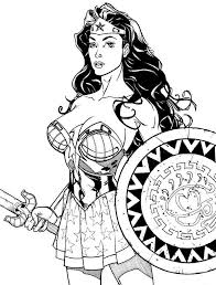 comic book coloring pages new dc ic superhero wonder woman coloring pages womanmate of comic book