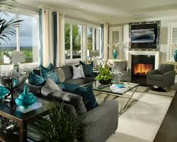 ... Exquisite Ideas Teal And Grey Living Room Strikingly Grey And Teal  Living Room Ideas Pictures Remodel ... Home Design Ideas