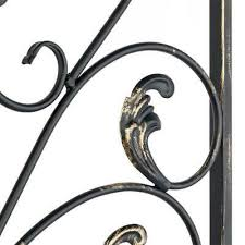 41 5 wrought iron wall decor indoor