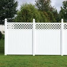 vinyl lattice fence panels. Vinyl Fence Depot Marvelous Home Veranda 6 Ft H X W Lattice Panels