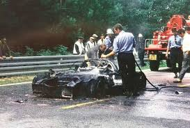 """David Piper lost a lower leg on the set of """"Le Mans"""" when his 917 ..."""