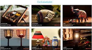 Small Picture DealCurrycom ExclusiveLane The Online Destination For Home