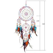 Spider Web Dream Catcher Extraordinary DIY Dreamcatcher Dream Catcher Net With Feathers Colorful Spider Web