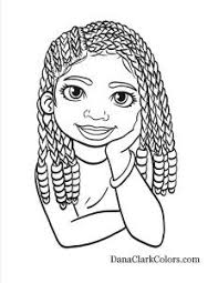 Small Picture Black Kids coloring page AfricanAmericanColoringPages LEARN