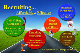 recruiting tools for healthcare recruiting tools for therapists our recruiting tools as easy as 1 2 3 plus we offer even more