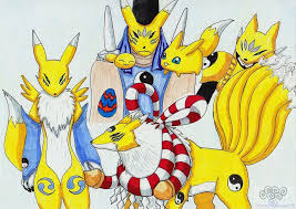 Terriermon Digivolution Chart 35 Logical Renamon Digivolve Chart