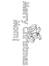 Sign Sheets Merry Christmas Coloring Pages Print Sheet Sign Sheets Page
