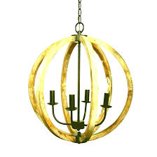 wood world market chandelier valencia circle white bead rustic