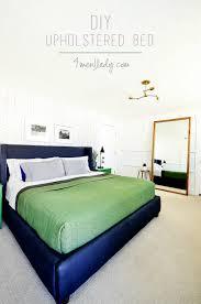 diy upholstered bed. Diy Upholstered Bed D