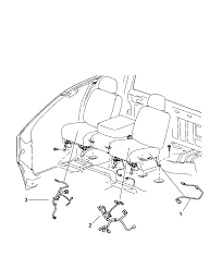 Dodge wiring seat 5174763aa power seat wiring diagram 1997 dodge dakota at nhrt
