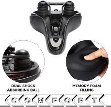 Giddy Up! Bike Seat - Most Comfortable Memory ... - Amazon.com