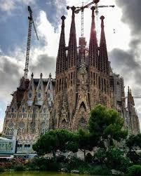 The basílica i temple expiatori de la sagrada família (english: The Sagrada Familia The Most Beautiful Building In The World